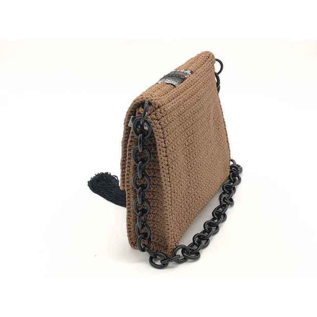 Light-Brown-Square-Handmade-knitted-bag-BLT702-2