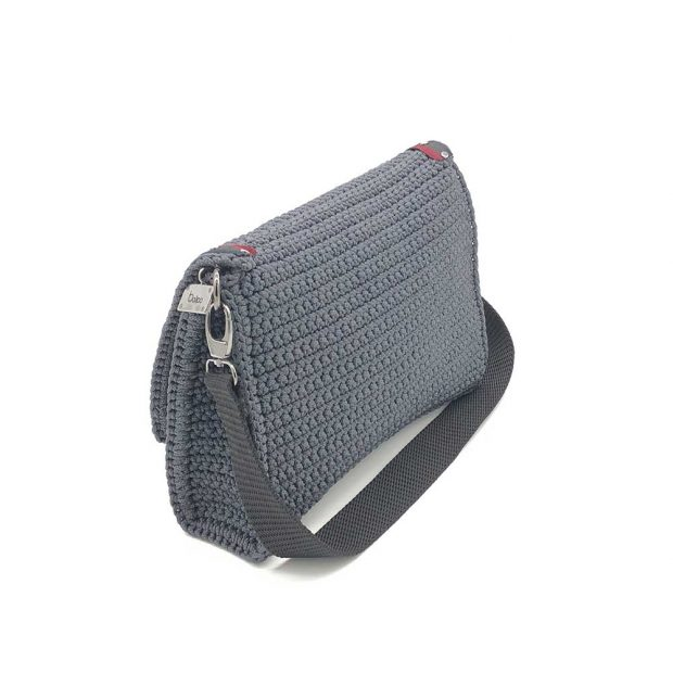 Grey-handmade-knitted-bag-BLΜ736-2